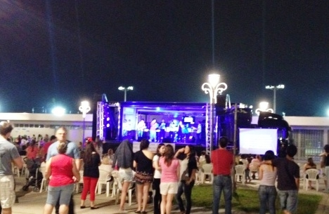 Caminhão Stage Music Joinville - Truck Show